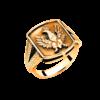 Pierścień z godłem II RP z lat 1919-1927