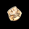 Pierścień z godłem II RP z lat 1919-1927 – średni